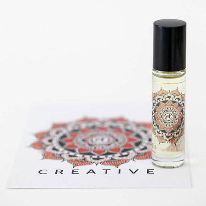 Chakra Perfume - Sacral - By Lemon Canary
