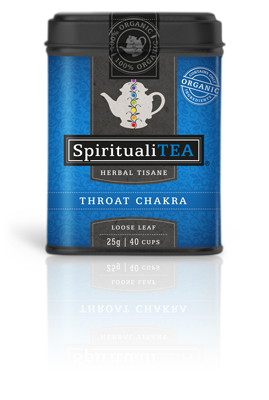 Throat Chakra Herbal Tisane