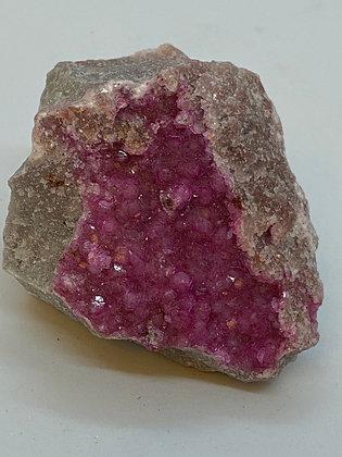 Cobalto Calcite - Raw & Tumblestones