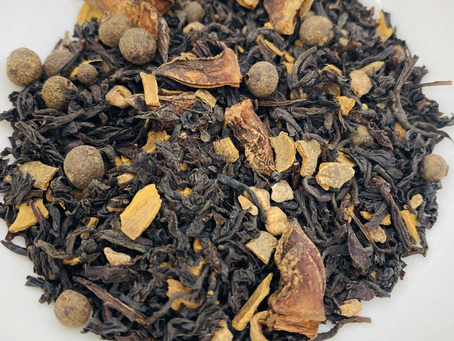 No Tea in Chai?  It was originally a mix of spices only