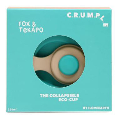 Crumple Collapsible Cup