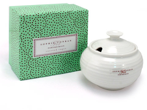 Sophie Conran Portmeirion Sugar Bowl with Lid