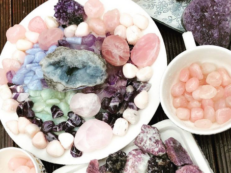 Cleansing Mother Natures Gems
