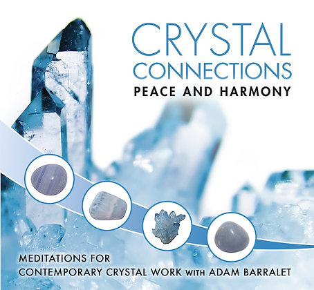 CD - Guided Meditation - Peace and Harmony by Adam Barralett