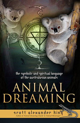 Animal Dreaming Book by Scott Alexander King