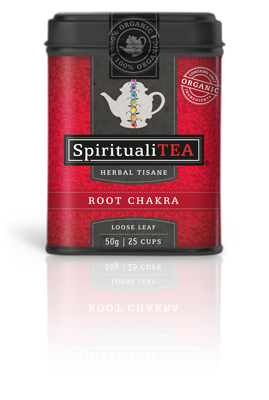 Root Chakra Herbal Tisane