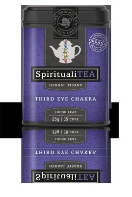 Third Eye Chakra Herbal Tisane