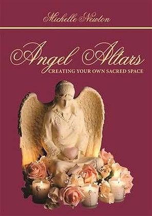 Angel Altars Book by Michelle Newton