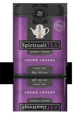 Crown Chakra Herbal Tisane