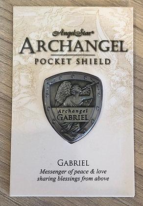 Archangel Pocket Shield - Gabriel / Michael & Raphael