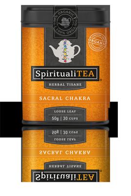 Sacral Chakra Herbal Tisane