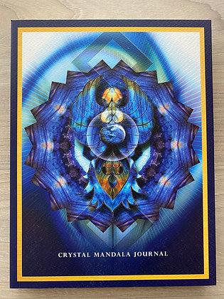 Journal - Crystal Mandala by Alana Fairchild