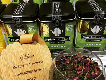 No more Bitter Green Tea