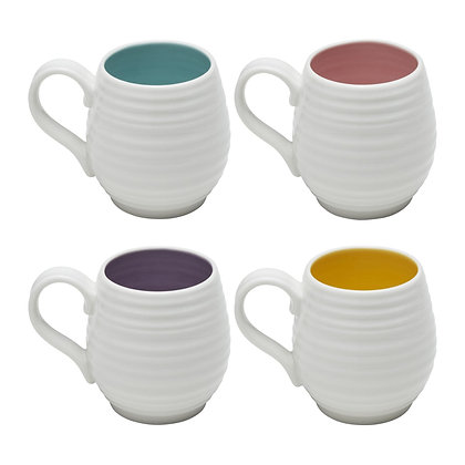 Honeypot Mugs by Sophie Conran, Portmeirion - 3 colours available