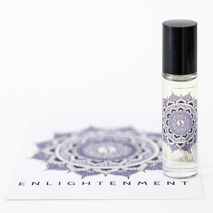 Chakra Perfume - Crown - By Lemon Canary