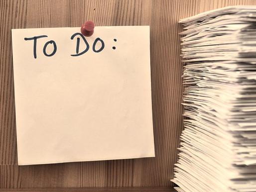 Jak planować pracę, by uzyskać jak najlepsze efekty - 3 sprawdzone metody
