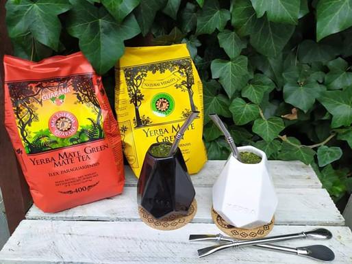 Co daje lepszego kopa do nauki? Yebra mate czy kawa?