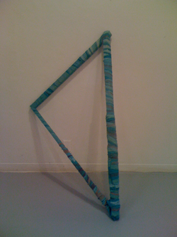 Wrapped Triangles in a Room: 2011_edited