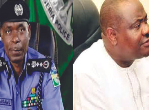 BREAKING: IGP Redeploys Rivers Police Commissioner Hours After Wike's Broadcast
