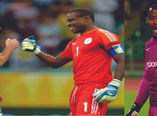 Vincent Enyeama Says He's Open To Work With Kaizer Chiefs or Orlando Pirates
