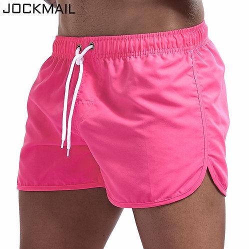 Quick Dry Swim Shorts Surfing Beach Short De Bain Sport Swimwear  Male Shorts