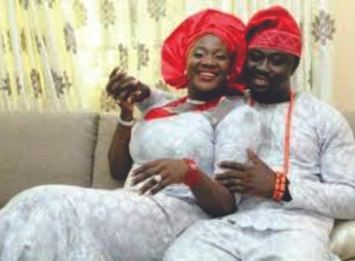 Mercy Johnson Welcomes 4th Child In America