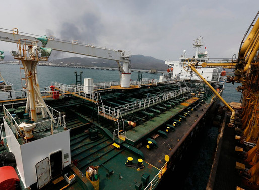 US confiscates fuel from four tankers belonging to Iranian, official says.