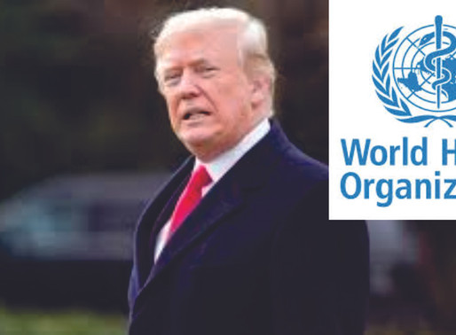 Trump expands battle with World Health Organization far beyond aid suspension