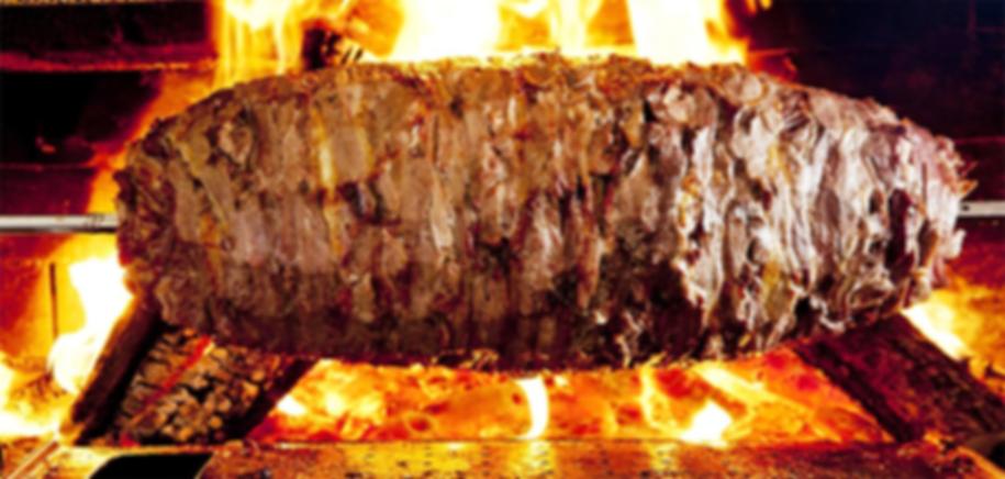 Meşhur Erzurum Cağ Kebabı Enfes Et Resmi