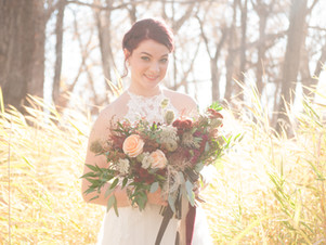 Fall Elopement | Styled