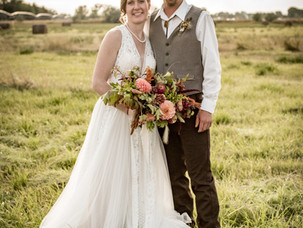 Yellowstone River Wedding | Billings, Montana