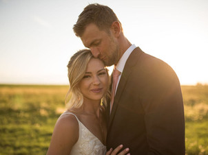 Boho Vibes at Bozeman Ranch Wedding | Bozeman, Montana