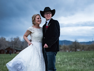 Anne and Cody | Pryor Ranch Wedding | Coordination