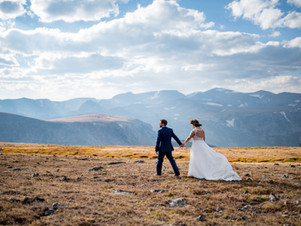Beartooth Mountains Styled Elopement | Red Lodge, Montana