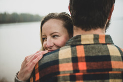 Seeley Lake, Montana Engagement Photography