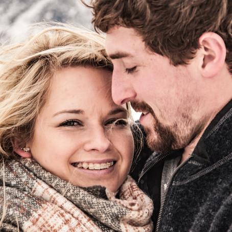 Charlotte and Jordan | East Rosebud | Engagement