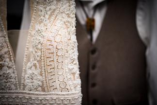 Natural, Vintage Montana Wedding