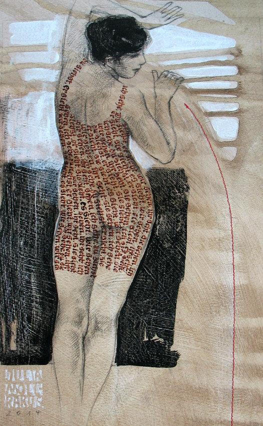 Julia Moll-Rakus, 2014, Durchblick (verk