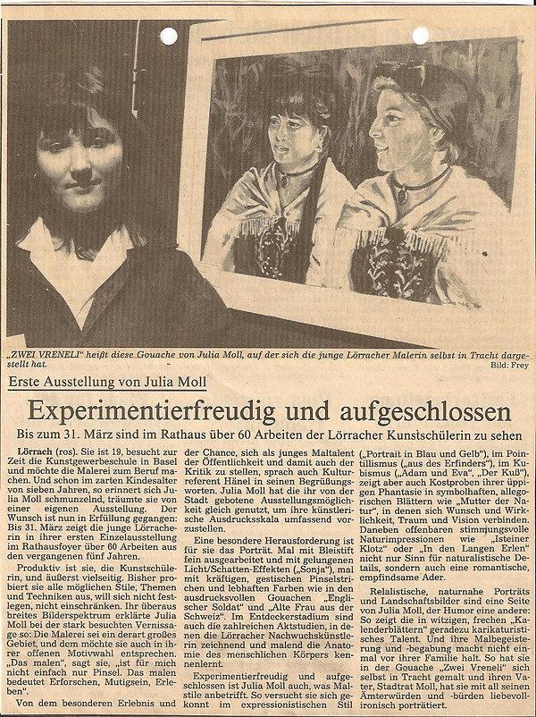 01.) -- .03.1986  Experimentierfreudig u