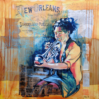 Damals in New Orleans