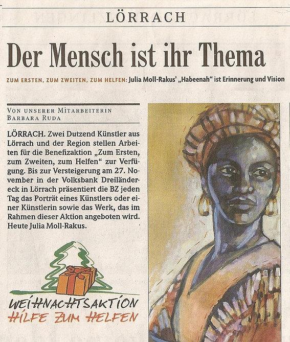 10.) 17.11.2010  Der Mensch ist ihr Them
