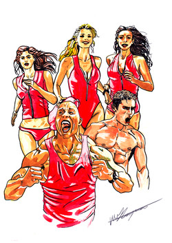 Baywatch Preview Final