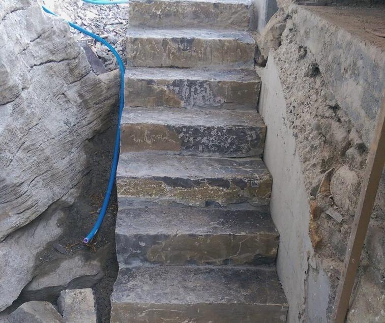 Rénovation maison vigneronne