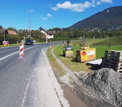 Création trottoir Cornaz Fontanellaz Construction3