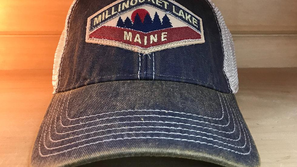 Millinocket Lake Trucker