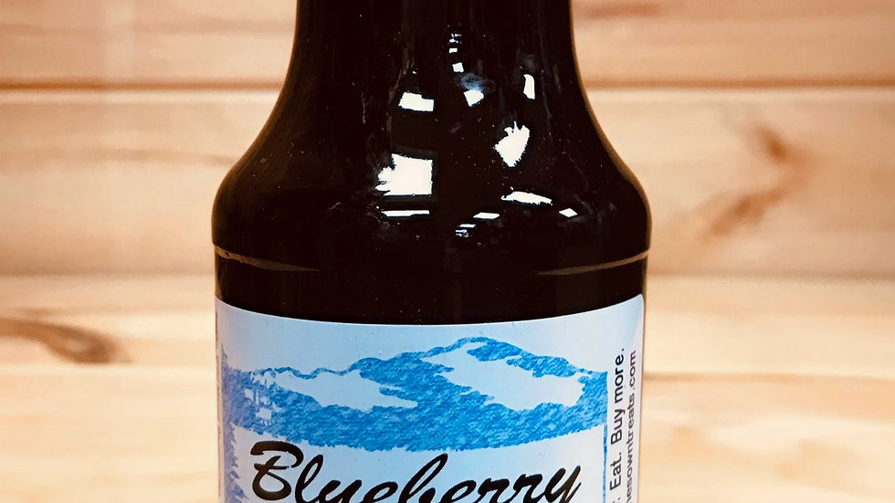 Maine Blueberry Syrup