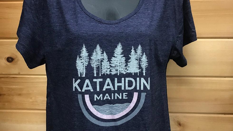 Katahdin Maine Blue