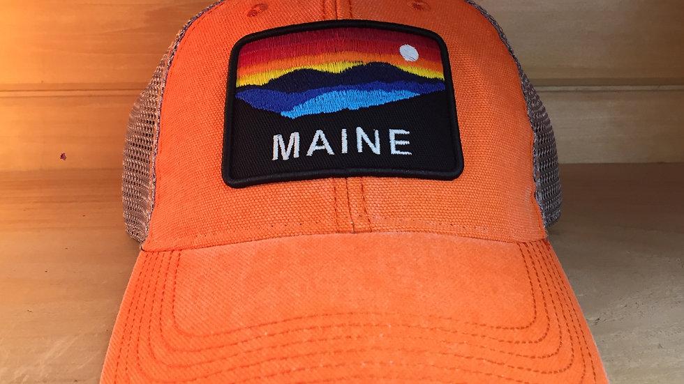 """Dashboard Trucker"" Maine"