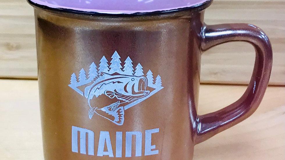 Fish Maine Pink