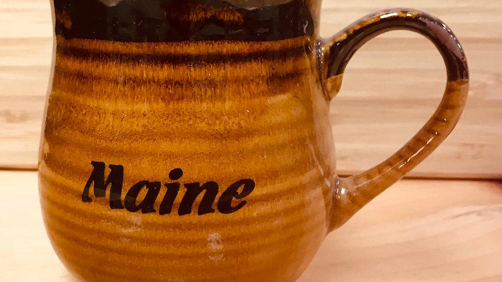 Maine Pottery